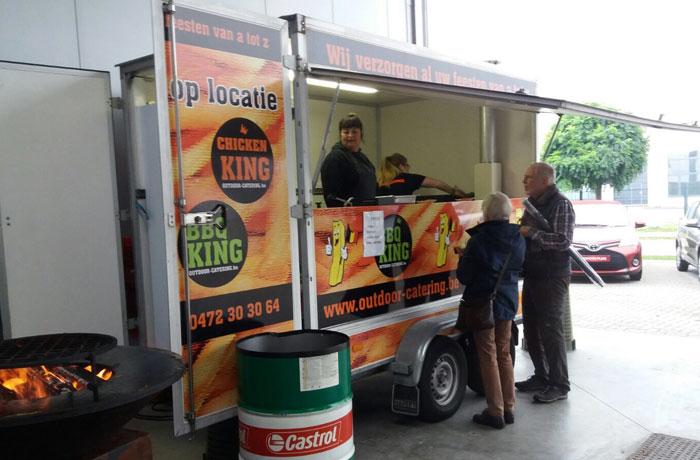 Frietwagen Outdoor Catering Merksplas